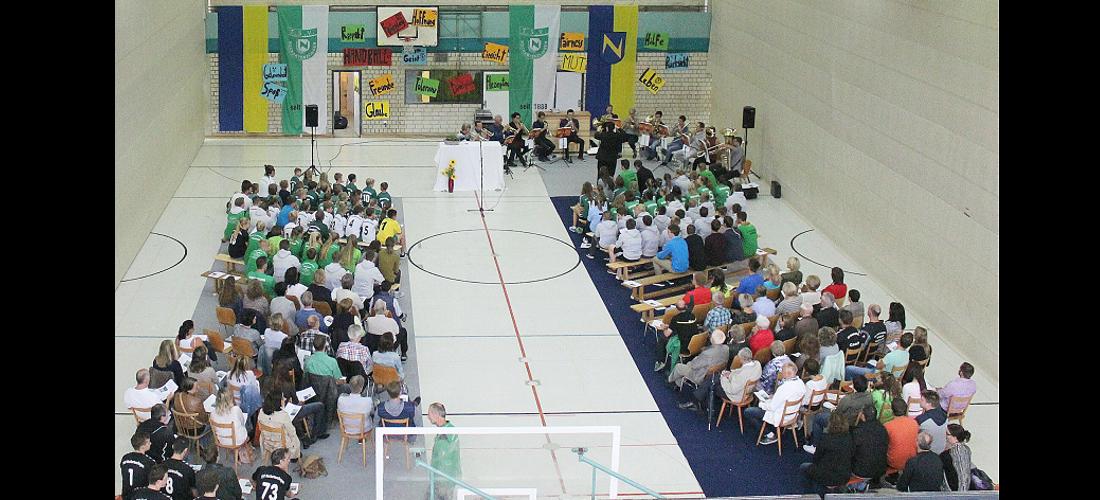 Erfolgreicher Saisonauftakt der Handballer mit Sportgottesdienst