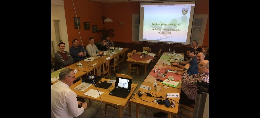 Zukunftswerkstatt Handball 2020